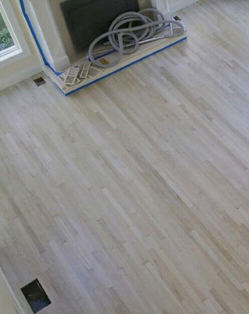 Li Hardwood Floor Refinishing Floor Staining