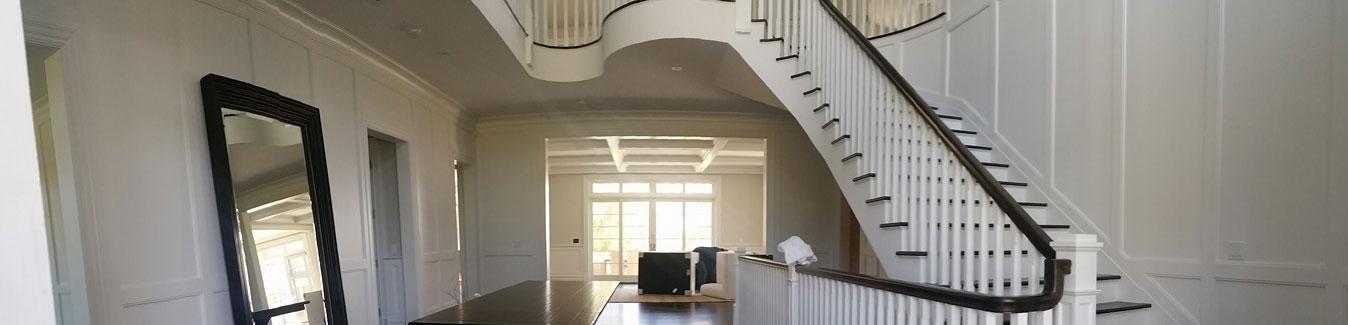 Hardwood Stair Installation. Long Island ...